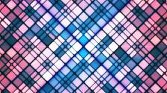 Broadcast Twinkling Cubic Diamonds 03 Stock Footage