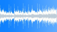 Intense&Energetic Acoustic Rock Background Loop - stock music