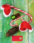 Christmas Decoration Concept Stock Photos