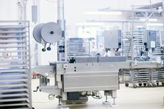 Food production machinery Stock Photos