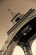 Eiffel Tower Paris Stock Photos