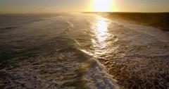 Southern Coastline Australia 4K Stock Footage