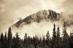 Banff National Park Stock Photos