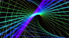 Colorful stick array motion graphic backgrounds 4k Stock Footage