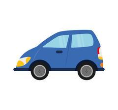 Car auto vehicle transportation icon Stock Illustration