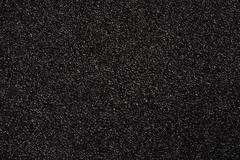 Black texture closeup Stock Photos