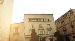 Convent of San Francisco de Palma de Mallorca Stock Footage