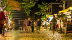 Sozopol is an ancient town on southern Bulgaria Stock Footage