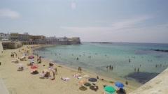 Gallipoli, Apulia, Salento, Time Lapse, 4k Stock Footage