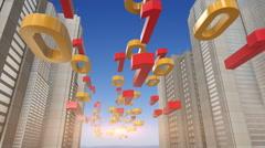 Cloud Computing Stock Footage