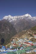 Gateway to Everest Stock Photos