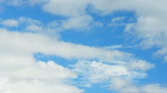 Before the Storm Clouds Stock Footage