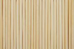 Bamboo toothpick background Stock Photos