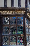 Congleton, Cheshire, Uk. August 8th 2016. Spectacular example of tudor buildi Stock Photos