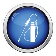 Garden sprayer icon Stock Illustration