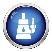 Submersible water pump icon Stock Illustration