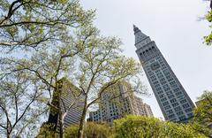 Madison Square Park - stock photo