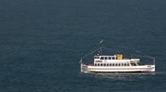 REGAL LADY PLEASURE BOAT SOUTH BAY SCARBOROUGH Stock Footage