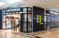 Converse store in Suria KLCC mall, Kuala Lumpur Stock Photos