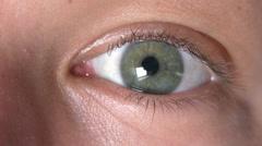 Eye HD Stock Footage