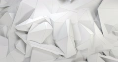 Abstract Constructed Wall Background Future Design Stock Footage
