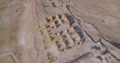 Archaeological site  Stock Footage