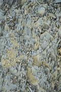 Surface of mineral sandstone rock Stock Photos