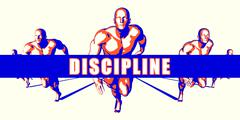 Discipline Stock Illustration