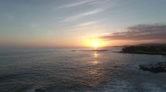 Sunset Kauai, Hawai Stock Footage