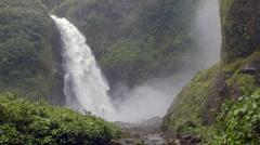 Cascada Magica (Magic Waterfall) Stock Footage