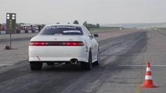 Racing race Stock Footage