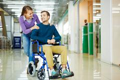 Full Life with Disability Stock Photos