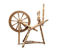 Old Spinning Wheel Stock Photos