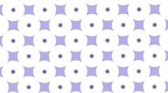 Geometric shape background. Stock Footage