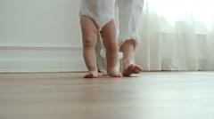 Baby Development Stock Footage