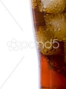 Cold coke drink Stock Photos