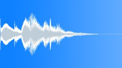 Marimba Sparkle Message 02 - sound effect