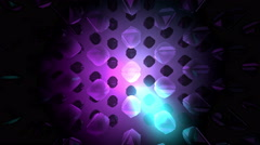 Light Diamond Stock Footage
