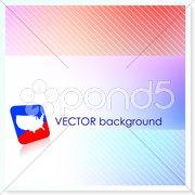 Patriotic American Vector Background Stock Illustration