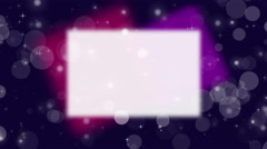 Rectangular Shapes Background Loop Stock Footage