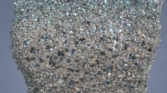 Dress top with shine crystals Stock Footage