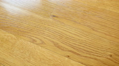 Parquet. Natural wooden texture. Stock Footage