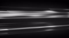 Light streaks loopable futuristic animation 4k (4096x2304) Stock Footage
