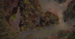 Murray River Australia Stock Footage