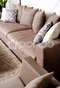 Contemporary sofa in modern setting Kuvituskuvat