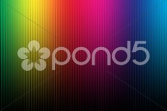 Colorful stripped background Stock Illustration