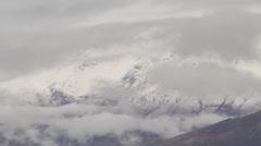 Mountain timelapse in Abruzzo, Italy. Stock Footage
