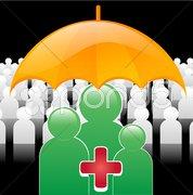 medical insurance - stock photo