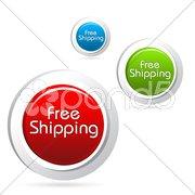 Free shopping Stock Illustration