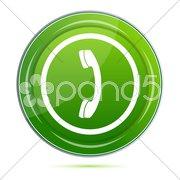 Calling symbol Stock Illustration